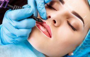 Татуаж губ и бровей – новая тенденция моды