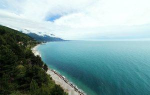 Популярные черноморские курорты России для отдыха с детьми в мае 2020