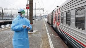 РЖД вводит особый режим продажи билетов для соблюдения дистанции между пассажирами
