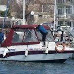 Глава Крыма запретил туристические прогулки на катерах