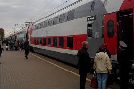 РЖД отменяет курсирование еще 32 поездов дальнего следования