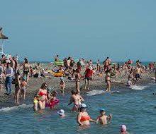 В Краснодарском крае ослабят контроль над туристами из других регионов