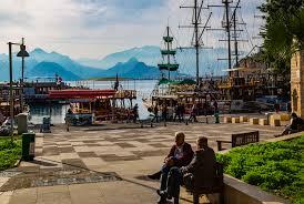 В Турции открываются рестораны и музеи