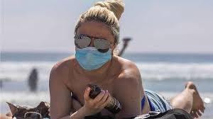 Туристов не будут заставлять носить маски на пляжах