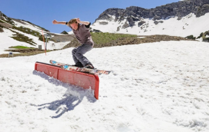 Курорт Красная Поляна продлил действие зимних сезонных ски-пассов на лето
