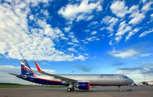 В мае пассажиропоток группы «Аэрофлот» упал почти на 94%