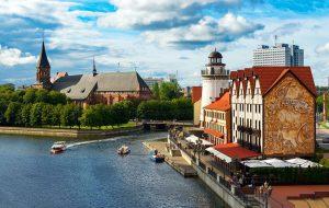 Калининградская область может открыться для туристов