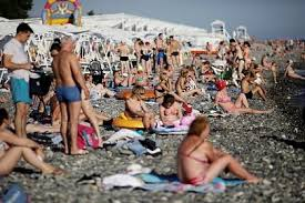 Свободные места на краснодарских курортах могут закончиться уже в июле