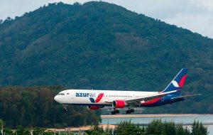 AZUR air открыла продажи билетов на рейсы в Сочи из Красноярска, Кемерово и Иркутска