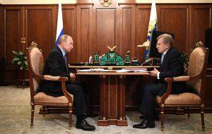 Путин: неясно, когда Европа откроет границы для россиян