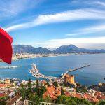 За сколько можно улететь в Турцию в августе?