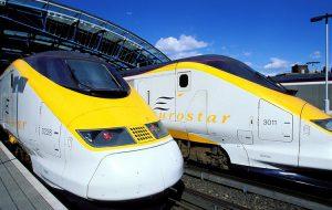 Новый маршрут Eurostar сократит время в пути из Амстердама в Лондон до 4 часов
