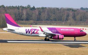 Авиакомпания Wizz Air возобновила рейсы из Пулково в Лондон