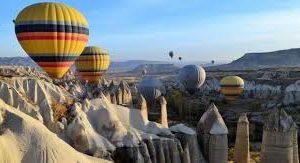В Каппадокии вновь будут катать туристов на воздушных шарах