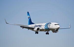EgyptAir запускает рейсы в Россию