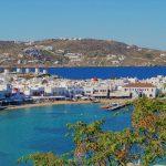 Греческие острова покидают «красные» карантинные списки стран Европы