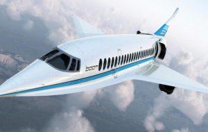 В 2021 году в небо поднимется новый сверхзвуковой пассажирский самолет