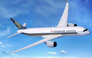 Как Singapore Airlines собираются долететь напрямую в Нью-Йорк на обычном Airbus A350-900?