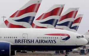 Все билеты British Airways, в том числе, на Новый год, теперь можно обменять или сдать без штрафа