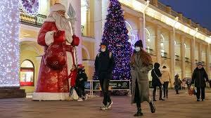 Власти Санкт-Петербурга просят туристов не приезжать на новогодние праздники