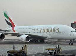 Авиакомпания Emirates запускает ежедневные рейсы на А380 из Домодедово в Дубай