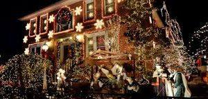 В Амстердаме вводят жесткие правила украшения домов к рождественским праздникам