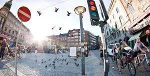 В Копенгагене хотят «обезопасить» неблагополучные места города с помощью граффити