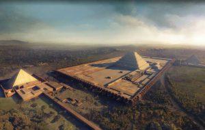 В Египте строят самое большое колесо обозрения в Африке с видами на пирамиды