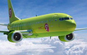 S7 Airlines открывает прямые регулярные рейсы из Новосибирска в Геленджик
