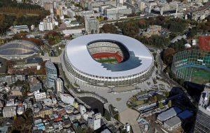 Олимпийский огонь приехал в Японию и начал 121-дневное путешествие до Токио