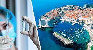 Хорватия начинает вакцинацию работников туризма