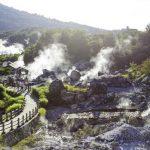 Ады Ундзэн - горячие источники вблизи Нагасаки
