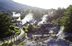 Ады Ундзэн — горячие источники вблизи Нагасаки
