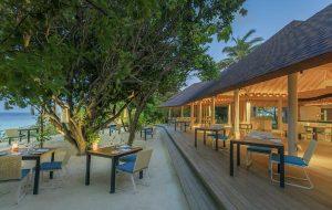 Новое меню Ресторане Faru в Dhigali Maldives