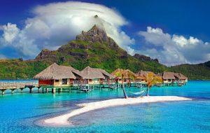 Острова Таити и Бора-Бора вновь откроются для туристов 1 мая