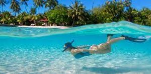 Романтический отдых в Kurumba Maldives