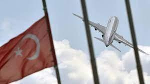 Авиасообщение с Турцией будет полностью восстановлено с 22 июня