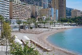 В Монако открылся обновлённый пляжный комплекс Ларвотто
