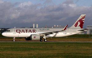 Qatar Airways возобновляет полеты в Доху из аэропорта Пулково в Санкт-Петербурге