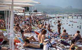Более 1,5 миллиона российских туристов посетили Турцию с начала года