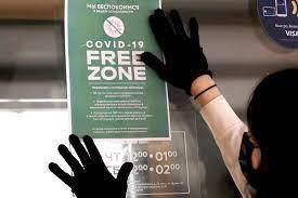 Зоны COVID Free в Москве: какие QR-коды годятся и где их получить