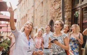В сфере туризма появилась новая профессия