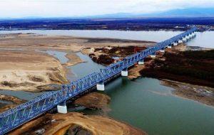 Первый железнодорожный мост между Россией и Китаем строили 7 лет